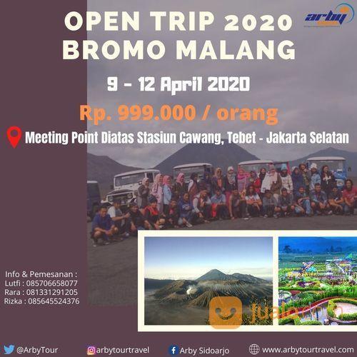 Open Trip April 2020 Bromo Malang (23767347) di Kab. Sidoarjo