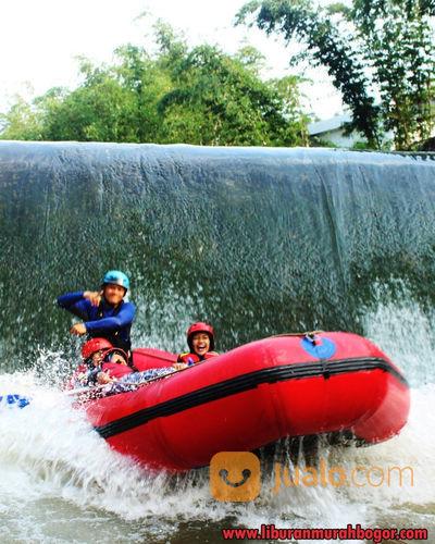 Paket Rafting Cisadane Bogor (23773699) di Kab. Bogor
