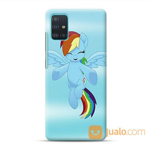 Blue Pegasus Samsung Galaxy A51 Custom Hard Case (23774343) di Kota Bekasi