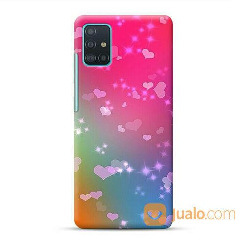 Shining Love Samsung Galaxy A51 Custom Hard Case (23774379) di Kota Bekasi