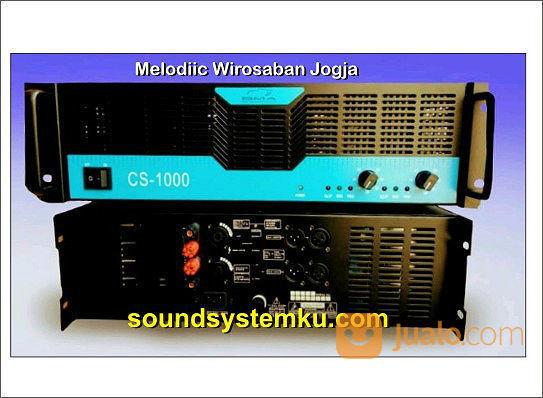 Power Ampli BMA CS 1000 (23779307) di Kota Yogyakarta