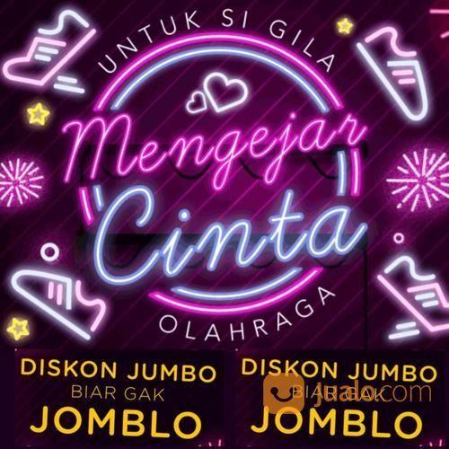 Blibli Promo Special Mengejar Cinta Diskon Hingga 68% + Ekstra Diskon Hingga 15%! (23786695) di Kota Jakarta Selatan