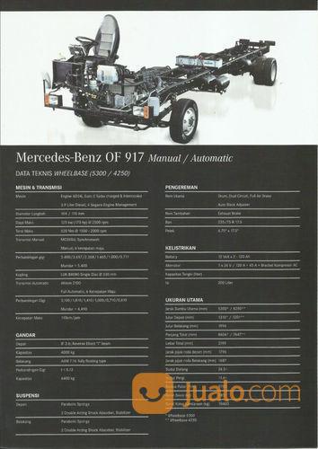 Chassis Mercedes-Benz Medium Bus 2020, Harga Spesial , Karoseri Bisa Dibantu (23798083) di Kota Tangerang Selatan