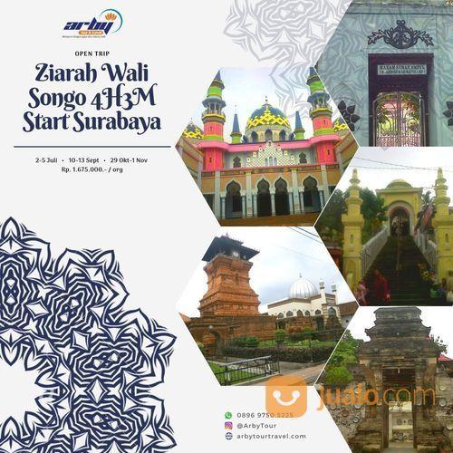 OPEN TRIP ZIARAH WALI SONGO ROMBONGAN (PAKET LENGKAP) (23805555) di Kota Surabaya
