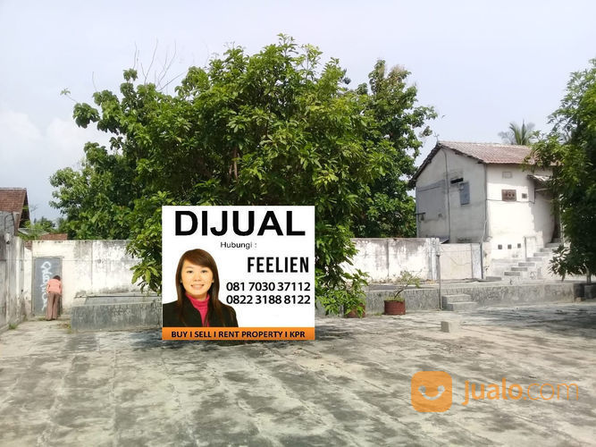 Rumah Komersial Raya Prajekan Bondowoso Bentuk Tanah Ngantong (23844631) di Kota Surabaya