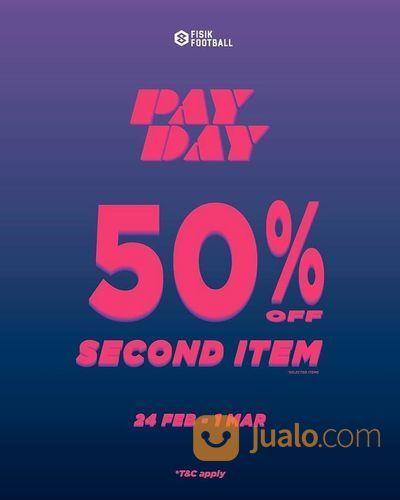 Fisik Sport Promo Payday, Diskon 50% Off! (23845331) di Kota Jakarta Selatan