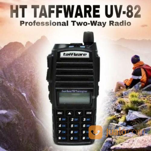 Original Ht Uv82 Handy Talky Taffware Uhf Vhf Kualitas Eropa (23847507) di Kota Semarang