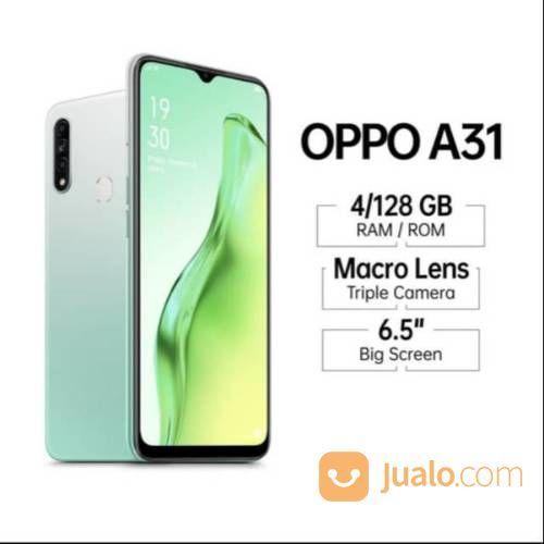 OPPO A31 RAM 4/128 (23854447) di Kota Jakarta Timur