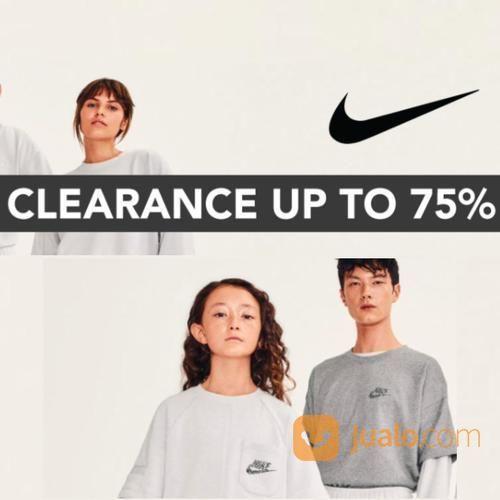 Blibli Promo Nike Clearance Sale Diskon Hingga 75%! (23865207) di Kota Jakarta Selatan