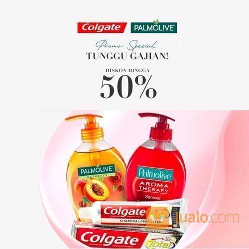 Blibli Promo Colgate & Palmolive Special Gajian Diskon Hingga 50%! (23867191) di Kota Jakarta Selatan