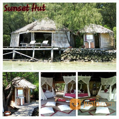 Macan Island Resort Sunset Hut 2D1N 2020 (23867527) di Kota Jakarta Utara