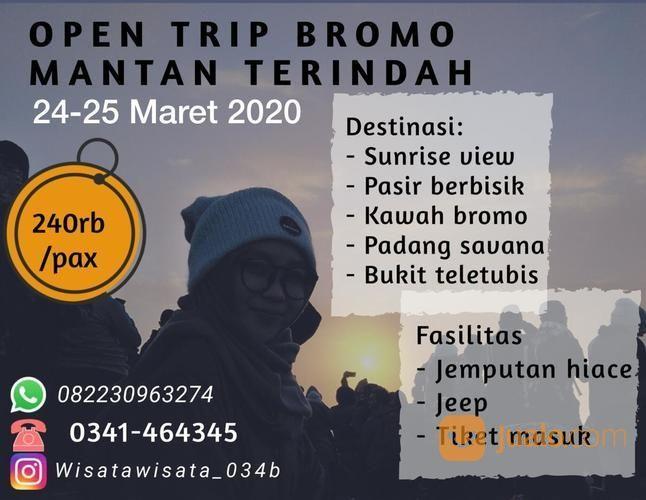 Open Trip Bromo Murah (23869583) di Kota Malang