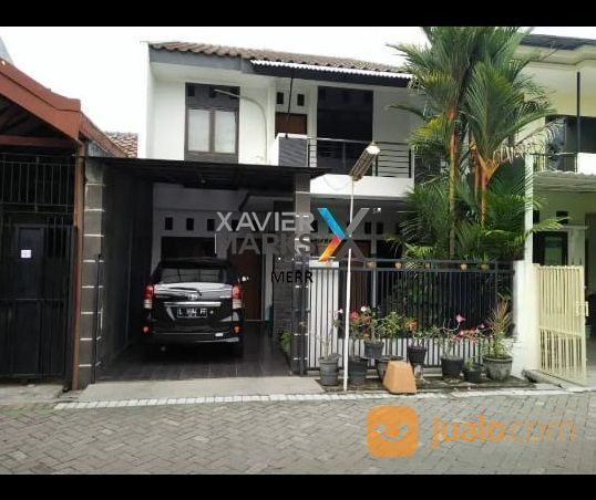 Rumah Terawat Semi Furnish Semolowaru Elok (23886335) di Kota Surabaya