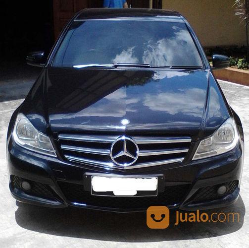Mercedes Benz C200 CGI A/T 2012 Facelift (23887223) di Kota Jakarta Selatan