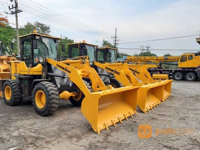 Wheel Loader Murah Kuat Handal Lincah Kokoh Powerful Best Quality (23887283) di Kab. Barito Utara