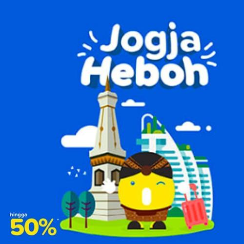 Tiket Com Promo Jalan Jalan Ke Yogyakarta Diskon Hotel Hingga 50 Ekstra Diskon Hingga Rp 300 000 Jakarta Selatan Jualo