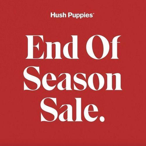 Hush Puppies Promo End Of Season Sale, Diskon Hingga 50%! (23889315) di Kota Jakarta Selatan