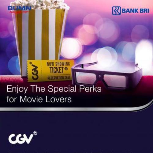 CGV Cinema Promo Bri Prioritas, Beli 1 Gratis 1! (23899195) di Kota Jakarta Selatan