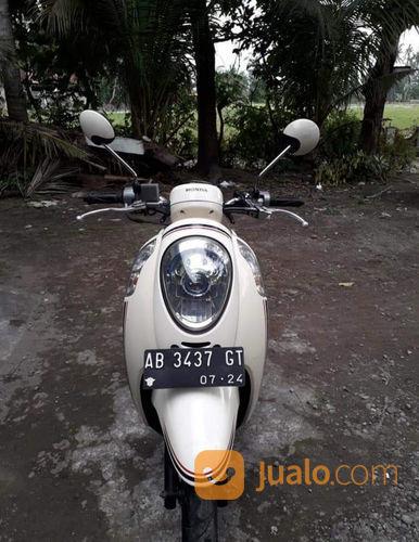 Honda Scoopy.Th 2014.Pajak Hidup (23903227) di Kota Yogyakarta