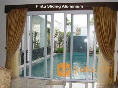 Pintu Sliding Geser Per Daun Normal (23918875) di Kota Malang