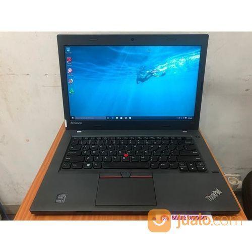 Laptop Lenovo Thinkpad L450 Core I5 Gen 5 Intel Led 14inch Jakarta Utara Jualo