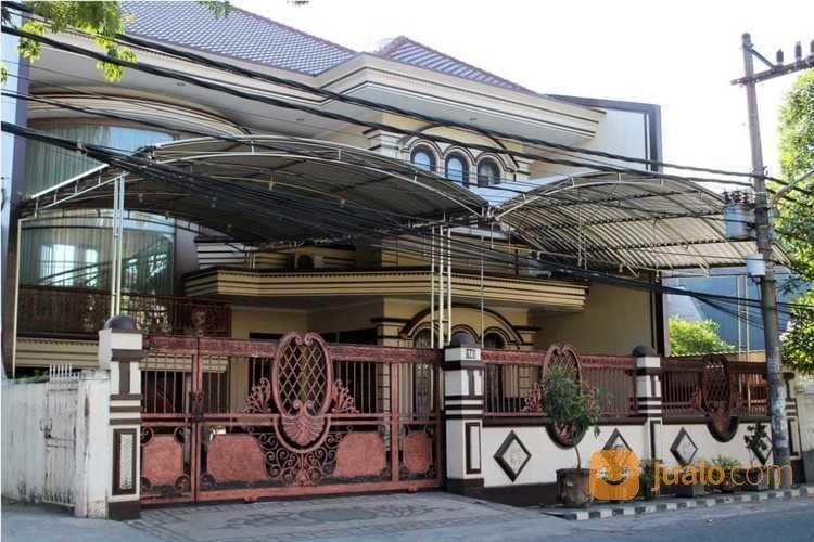 FURNISHED LUXURY HOME Di JL Raya Panjang Jiwo Permai Strategis Dekat UBAYA (23932519) di Kota Surabaya