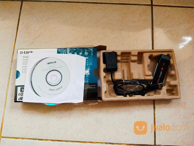 Wireless N150 USB Adapter D-Link (23947131) di Kota Jakarta Utara