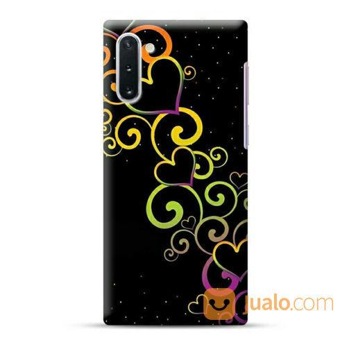 Beautiful Heart Samsung Galaxy Note 10 Custom Hard Case (23947451) di Kota Bekasi