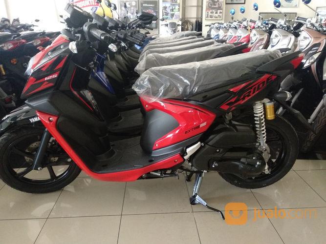 Yamaha Xride Abs Makassar Cash Dan Krredit Bisa Dp Murah (23980943) di Kota Makassar
