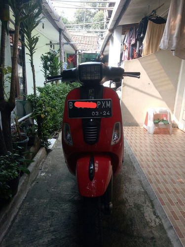 Vespa S150 3vie (24011935) di Kota Jakarta Selatan