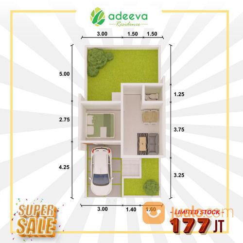 Rumah Murah Dengan Model Sangat Menarik (24016703) di Kab. Malang