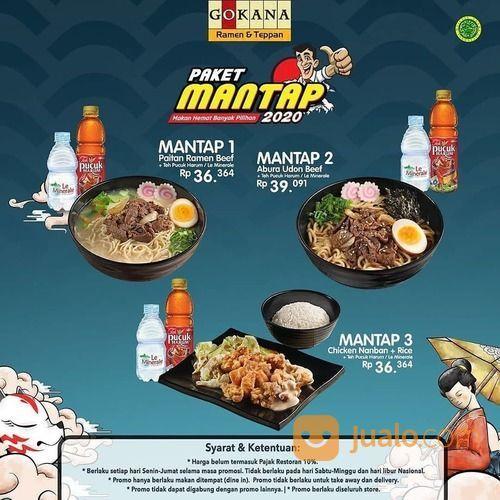 Gokana Promo Paket Mantap 2020 (24038699) di Kota Jakarta Selatan