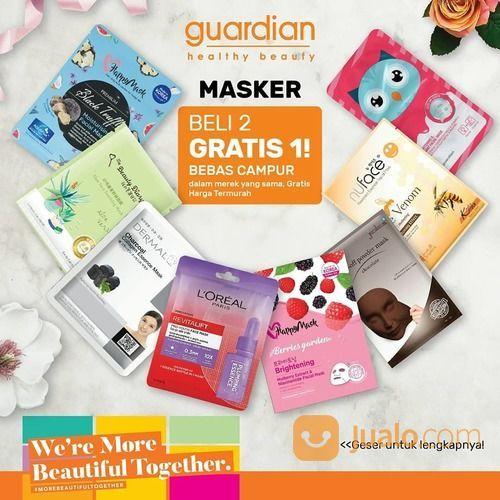 Guardian Promo Masker Beli 2 Gratis 1 (24039535) di Kota Jakarta Selatan