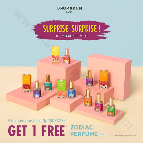 Brun Brun Surprise Surprise Promo (24049251) di Kota Jakarta Selatan
