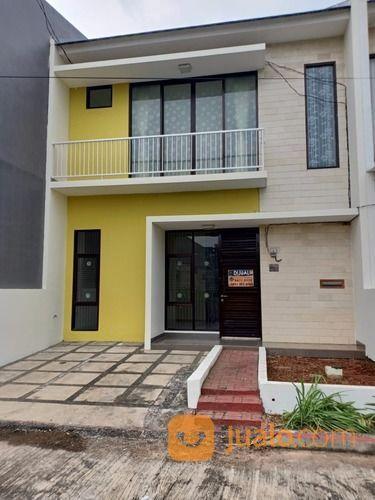 Rumah Di Pondok Aren, 2Lt, Siap Huni, Dlm TownHouse Di Caraka, Pondok Karya (24071075) di Kota Tangerang Selatan