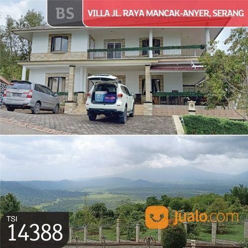 Villa Jl. Mancak-Anyer, Gunungsari, Serang, 25.000 M, 2 Lt, SHM (24082119) di Kab. Serang