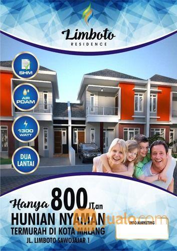 Perumahan Limboto Residence Sawojajar (24087223) di Kota Malang