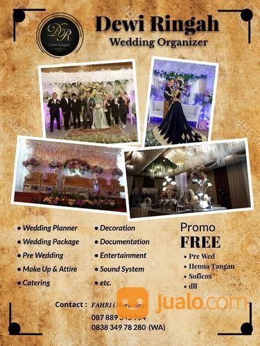 Paket Murah Dewi Ringah Wedding Organizer Malang Jualo