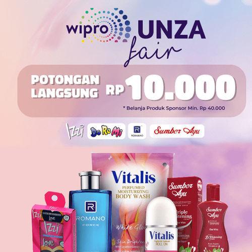 Alfacart Promo Unza Fair Potongan Langsung 10RB Mulai 16-31 Maret 2020 (24093247) di Kota Jakarta Selatan