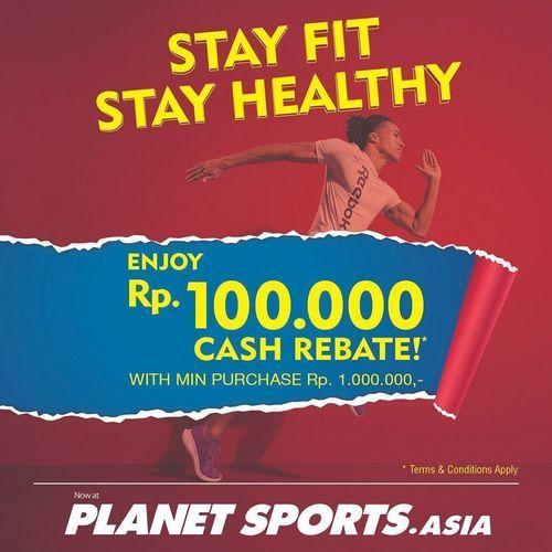 Planet Sports Asia Promo (24094603) di Kota Jakarta Selatan