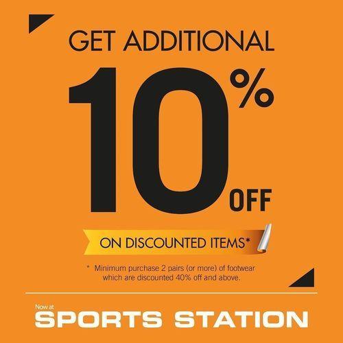 Planet Sports Promo 10% Off (24094659) di Kota Jakarta Selatan