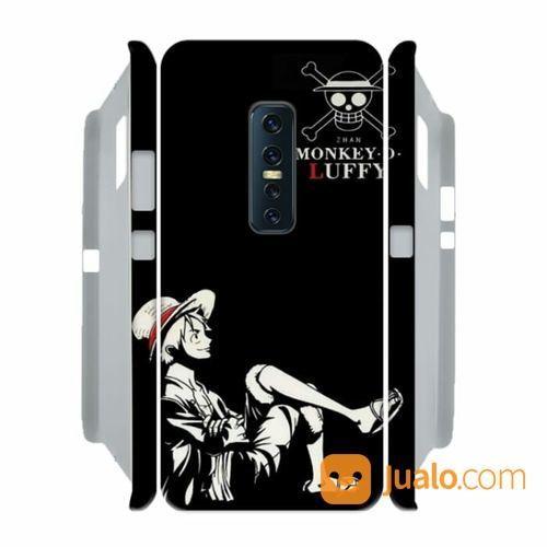 Spider Man Logo Vivo V17 Pro Custom Hard Case (24095779) di Kota Bekasi