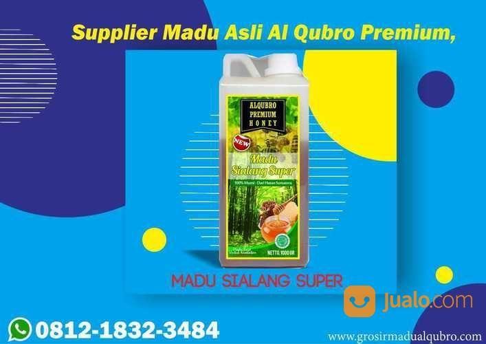 Khasiat Madu Kelengkeng Al Qubro Premium, (24102691) di Kota Surabaya
