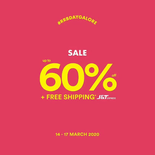 Rollover Reaction Sale Up to 60% OFF with Free Shipping (24104775) di Kota Jakarta Selatan