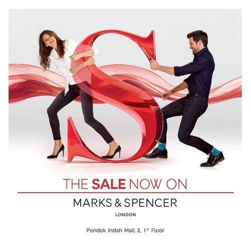 Marks & Spencer Sale Up To 50% Off (24105323) di Kota Jakarta Selatan