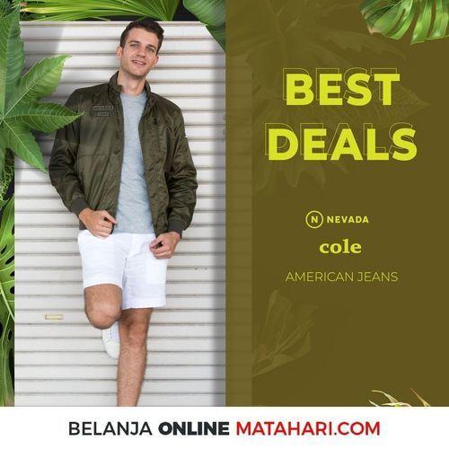 Matahari Best Deals Up To 30% (24105915) di Kota Jakarta Selatan