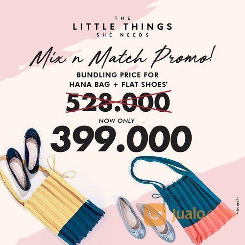 The Little Things She Needs Mix n Match Promo (24132307) di Kota Jakarta Selatan
