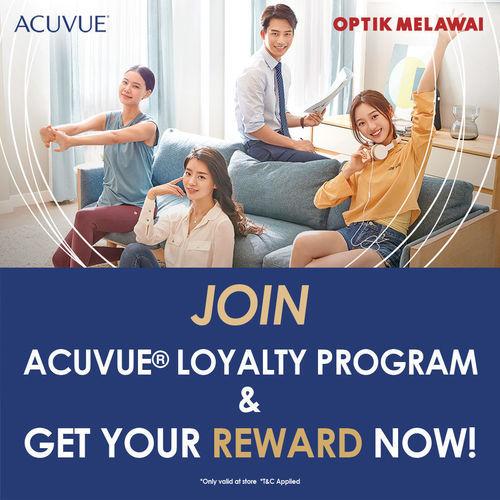 Optik Melawai Reward For Join Acuvue Loyalty Program (24141363) di Kota Jakarta Selatan