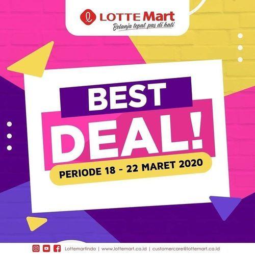 Lotte Mart Gandaria City Best Deal! (24144319) di Kota Jakarta Selatan