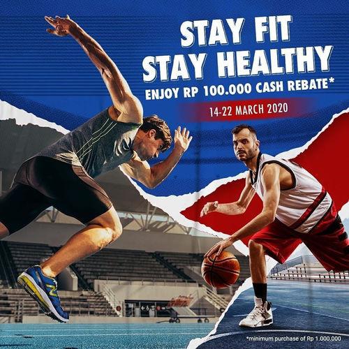 Planet Sports Potongan 100.000 (24144347) di Kota Jakarta Selatan